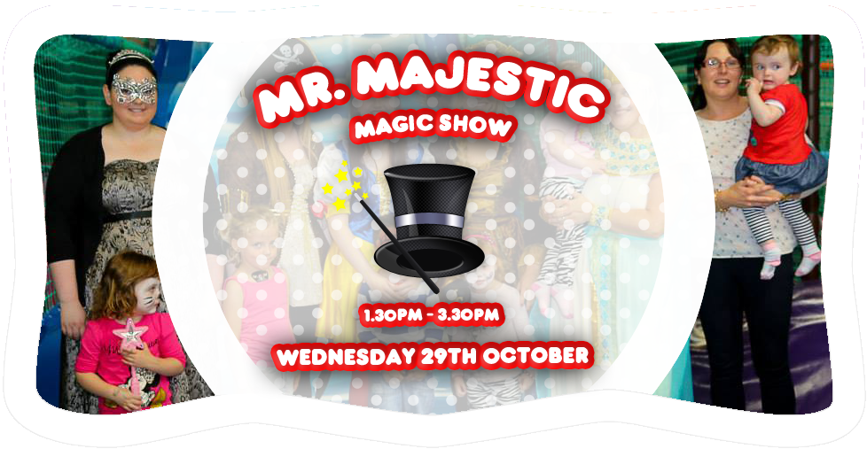 Magic Show at Dizzy Rascals, Letterkenny, Donegal