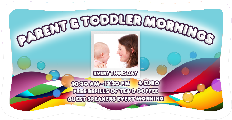 Parent & Toddler Morning at Dizzy Rascals, Letterkenny, Donegal